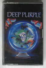 Deep Purple ‎– Slaves And Masters ( Cassette  Album - Italy 1990 )