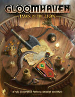 CPH0501 Gloomhaven - Jaws of the Lion (Stand-alone or Expansion)