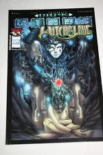 Darkminds / Witchblade 2000 Special (Image Comics) #1B 1st Print