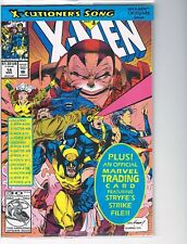 X-Men #  14  NM  9.4  Factory Sealed Polybag w/ card