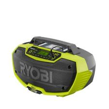 Hybrid 18-V Stereo Job Site Radio W/ Bluetooth Wireless Technology (Tool Only)