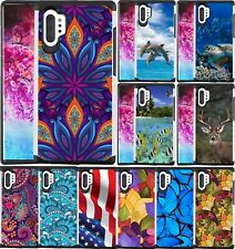 For Samsung Galaxy Note 10 / 10+ Plus Case Slim Hybrid Dual Layer Phone Cover