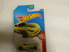 HOT WHEELS 2017 199/365 LC 2013 SRT VIPER Then and Now LONG CARD