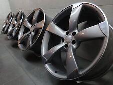 21 Zoll original Audi A7 S7 RS7 A8 S8 4H Felgensatz Rotor Felgen 4H0601025BA