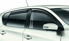 Nissan Pulsar (2014 >) Genuine Wind deflector Front & rear set KE8003Z010