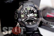 Casio G-Shock Twin Sensor Compass Aviator Men's Watch GA-1000-1B  GA1000 1B