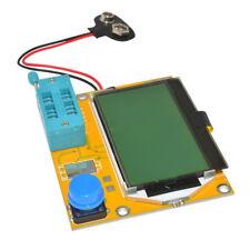 LCR T4 ESR Transistor Tester Diode Triode SCR Inductance Mega328 Board Part