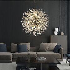 8/9 Light Modern Dandelion Chandelier Firework Pendant Lamp Ceiling Fixtures US