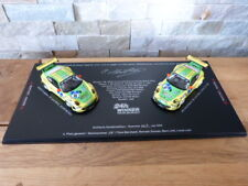 Porsche 911 GT3 RSR 24h Rennen Nürburgring 2011 Manthey Sonderedition Set 1:43