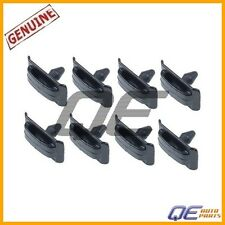 Mercedes R107 380SL 450SLC Genuine Set of 8 Rocker Panel Moulding Retainers