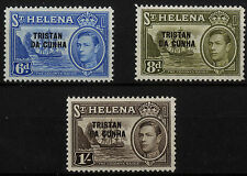 Pre-Decimal Mint Never Hinged/MNH Tristanian Stamps
