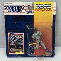 1994 Starting Lineup Greg Vaughn Milwaukee Brewers action figure Kenner MLB