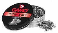 AIRGUN 5.5 mm Gamo Match Classic 250 unidades pellets  1.0 gramo