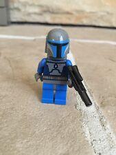 Lego Star Wars Mini Figure Jango Fett
