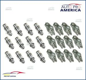 (24) OEM MOPAR 11-2020 JEEP DODGE CHRYSLER 3.6L ROCKER ARMS & VALVE LIFTERS KIT