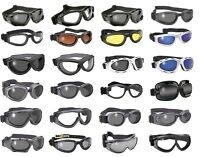 Value Line Goggles from Makers of the Original KD Sunglasses Biker Goggle
