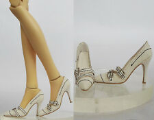 "Tonner 18.5"" New Vinyl/Resin Evangeline Ghastly Fashion Pumps/Shoes (2-EGS-2"