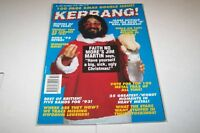 #423 KERRANG music magazine FAITH NO MORE -