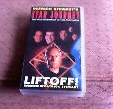 Patrick Stewarts Star Journey - Lift off! Narrated by Patrick Stewart -