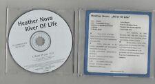 heather nova - river of life promo  cd