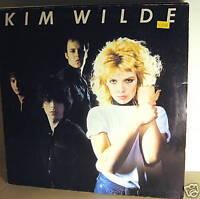 KIM WILDE - Same GER 1981 LP Vinyl