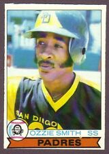 1979 OPC O-Pee-Chee Baseball Ozzie Smith Rookie #52 San Diego Padres NM/MT