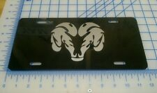Dodge Ram car/truck Tag license plate