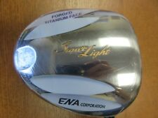 NEW ENA JAPAN SUPER LIGHT ES 10.5° Ladies NON CONFORMING Driver Graphite Regular