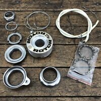 ACS Rotor Freestyle Old school BMX Gyro GT Performer 80s Early Gold Logo Pat P