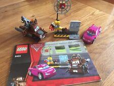 LEGO DISNEY PIXAR CARS 8424 Mater's Spy Zone