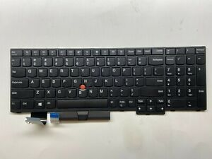 Lenovo IBM ThinkPad E580 E585 L580 P52 Original Keyboard US layout 01YP640