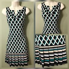 White House Black Market Woman Dress Small casual formal career dress