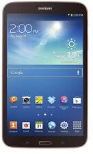 Samsung Galaxy Tab 3 SM-T310 16GB, Wi-Fi, 8in - Gold Brown