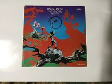 Uriah Heep signed lp by Mick Box Roger Dean cover