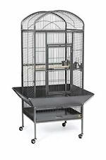 Prevue Pet Products Large Dometop Bird Cage Black Hammertone 34521