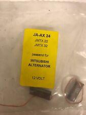 Jeu de balais (charbon) JAAX 24 JMTX22 JMTX32 pour alternateur a2t24371....
