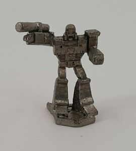 2007 Monopoly Transformers Game Pewter Token Replacement Piece Megatron