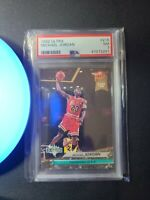 1992-93 Fleer Ultra Michael Jordan NBA Jam Session #216 PSA 7 Bulls B18 NEW SLAB
