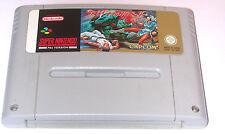 Spiel: STREET FIGHTER II (2) für SNES Super Nintendo * guter Zustand *
