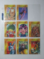 1995 MARVEL OVERPOWER (OP) - SPEC CARDS - (OPD) - LISTING ( 4 OF 4 ) - PICK ONE