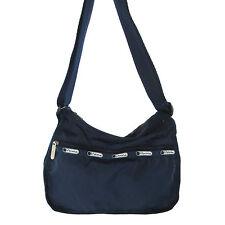 LeSportSac Everyday Crossbody Messenger Navy Blue Shoulder Bag Purse USA