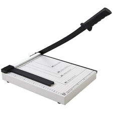 More details for office professional a4-b7 paper cutter guillotine trimmer machine safety guard