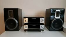 Philips Micro Theater MCD716 und DVD/Tuner/Power Amplifier MCD 716 schwarz/silbe