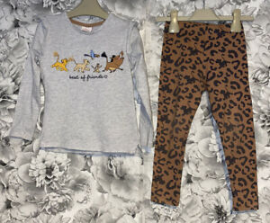 Girls Age 3-4 Years - The Lion King Outfit