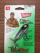 """Heddon""""Denny Brauer"""" Pro Autograph Baby Torpedo-New In Package"""