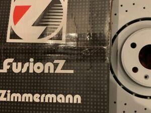 ZIMMERMANN Sport Bremsscheiben Satz Ø380mm Vorne für Audi A8 4H2 SQ5 FYB