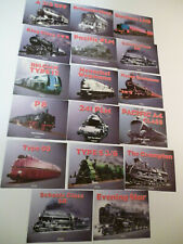 More details for job lot x 17 atlas editions - railway advertising/specifications brochures