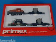 PRIMEX 2704 DB Steel Works Train set