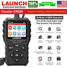LAUNCH X431 CR529 OBD2 Engine Universal Car Code Reader Scanner Diagnostic Tool