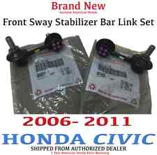 HONDA CIVIC Front Right & Left Side Sway Stabilizer Bar Link Set 2006- 2011